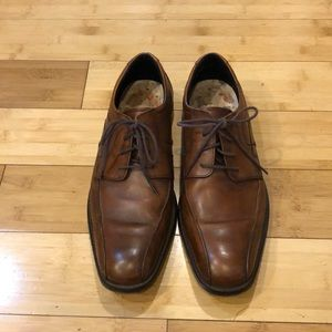 Johnston & Murphy men's shoes size 9